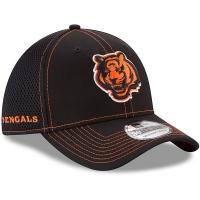 Cincinnati Bengals nfl new era flex neo спортивная бейсболка черная