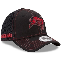 Tampa Bay Buccaneers nfl new era flex neo спортивная бейсболка черная