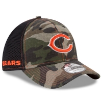 Chicago Bears nfl new era flex neo спортивная бейсболка камуфляжная