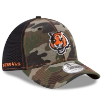 Cincinnati Bengals nfl new era flex neo спортивная бейсболка камуфляжная