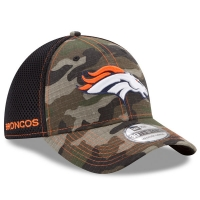 Denver Broncos nfl new era flex neo спортивная бейсболка камуфляжная
