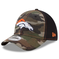 Denver Broncos nfl new era flex neo спортивная бейсболка камуфляжная