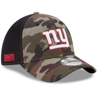 New York Giants nfl new era flex neo спортивная бейсболка камуфляжная
