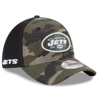 New York Jets nfl new era flex neo спортивная бейсболка камуфляжная