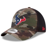 Houston Texans nfl new era flex neo спортивная бейсболка камуфляжная