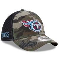 Tennessee Titans nfl new era flex neo спортивная бейсболка камуфляжная