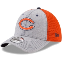 Chicago Bears nfl new era flex neo спортивная бейсболка серая