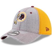 Washington Redskins nfl new era flex neo спортивная бейсболка серая