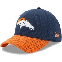Denver Broncos nfl new era flex maze спортивная бейсболка темно-синяя