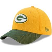 Green Bay Packers nfl new era flex maze спортивная бейсболка желтая