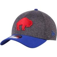 Buffalo Bills nfl new era flex historic спортивная бейсболка серая