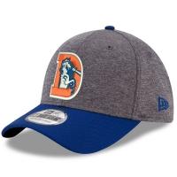 Denver Broncos nfl new era flex historic спортивная бейсболка серая
