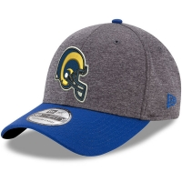 Los Angeles Rams nfl new era flex historic спортивная бейсболка серая