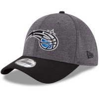 Orlando Magic nba new era flex-fit heathered спортивная бейсболка серая