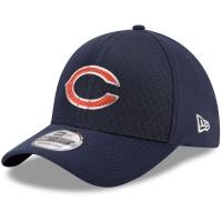 Chicago Bears nfl new era flex color спортивная бейсболка темно-синяя