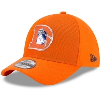 Denver Broncos nfl new era flex color спортивная бейсболка оранжевая