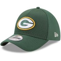 Green Bay Packers nfl new era flex color спортивная бейсболка зеленая