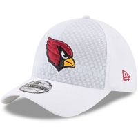 Arizona Cardinals nfl new era flex kickoff спортивная бейсболка белая