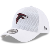 Atlanta Falcons nfl new era flex kickoff спортивная бейсболка белая