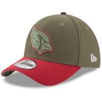 Arizona Cardinals nfl new era flex usa спортивная бейсболка хаки