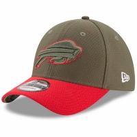 Buffalo Bills nfl new era flex usa спортивная бейсболка хаки