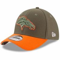 Denver Broncos nfl new era flex usa спортивная бейсболка хаки