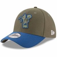 Indianapolis Colts nfl new era flex usa спортивная бейсболка хаки