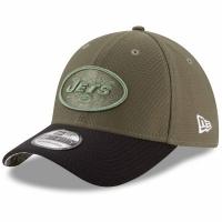 New York Jets nfl new era flex usa спортивная бейсболка хаки
