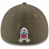 Los Angeles Chargers nfl new era flex usa спортивная бейсболка хаки