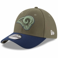 Los Angeles Rams nfl new era flex usa спортивная бейсболка хаки