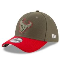 Houston Texans nfl new era flex usa спортивная бейсболка хаки