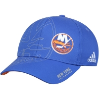 New York Islanders nhl adidas flex-fit on-ice хоккейная бейсболка