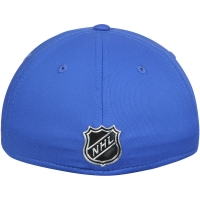 New York Rangers nhl adidas flex on-ice хоккейная бейсболка синяя