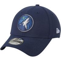 Minnesota Timberwolves nba new era flex-fit classic спортивная бейсболка темно-синяя