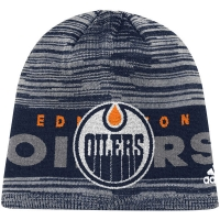 Edmonton Oilers nhl adidas хоккейная спортивная шапка