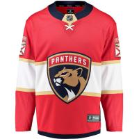 Florida Panthers nhl fanatics джерси хоккейный свитер красный