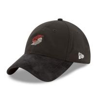 Portland Trail Blazers nba new era on-court спортивная бейсболка черная