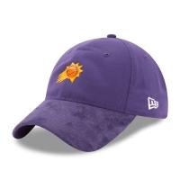 Phoenix Suns nba new era on-court спортивная бейсболка фиолетовая