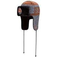 Cincinnati Bengals nfl new era frostwork trapper зимняя шапка ушанка