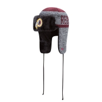 Washington Redskins nfl new era frostwork trapper зимняя шапка ушанка