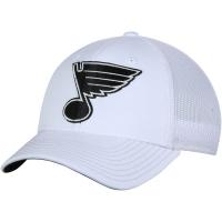St Louis Blues nhl adidas flex-fit tonal хоккейная бейсболка белая