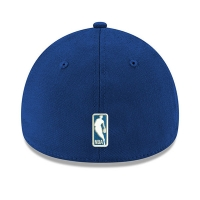Detroit Pistons nba new era flex-fit classic спортивная бейсболка синяя
