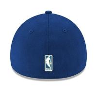 Detroit Pistons nba new era flex-fit classic спортивная бейсболка синяя