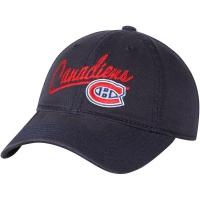 Montreal Canadiens nhl adidas women's хоккейная бейсболка темно-синяя