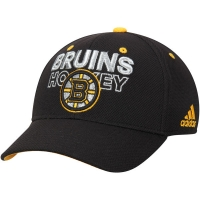 Boston Bruins nhl adidas centennial хоккейная бейсболка черная