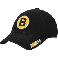 Boston Bruins nhl ccm structured flex хоккейная бейсболка