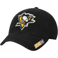 Pittsburgh Penguins nhl ccm structured flex хоккейная бейсболка