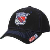 New York Rangers nhl ccm structured flex хоккейная бейсболка