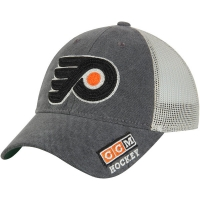 Philadelphia Flyers nhl ccm vintage trucker хоккейная бейсболка с сеткой