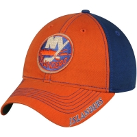 New York Islanders nhl ccm antique хоккейная бейсболка оранжевая